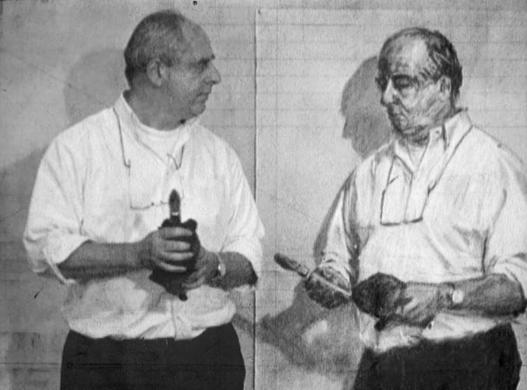 Lørdagsomvisning: William Kentridge