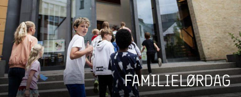 Familielørdag på museet