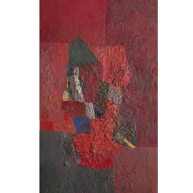Tangen-samlingen ble nylig tilført et av etterkrigstidens viktigste norske arbeider, nemlig Jakob Weidemanns Skogbunn III. Skogbunn-serien anses som det definitive gjennombruddet for det abstrakte maleriet i Norge, og dette maleriet regnes som ett av de viktigste i denne serien blant annet på grunn av de flotte fargene og 3D-effekten som oppnås ved hjelp av lim og fargepigmenter. I denne serien lot Weidemann seg inspirere av Poliakoff og andre franske abstrakte malere fra Ecole de Paris, samtidig som selve motivet er hentet fra den norske naturen. .  Jakob Weidemann, Skogbunn III, 1961, olje på lerret oppklebet på plate, 200 x 120 cm . #tangensamlingen #kunstsilo #skmu #weidemann #abstraktmaleri #skogbunn #ecoledeparis #sørlandetskunstmuseum #nyttinnkjøp