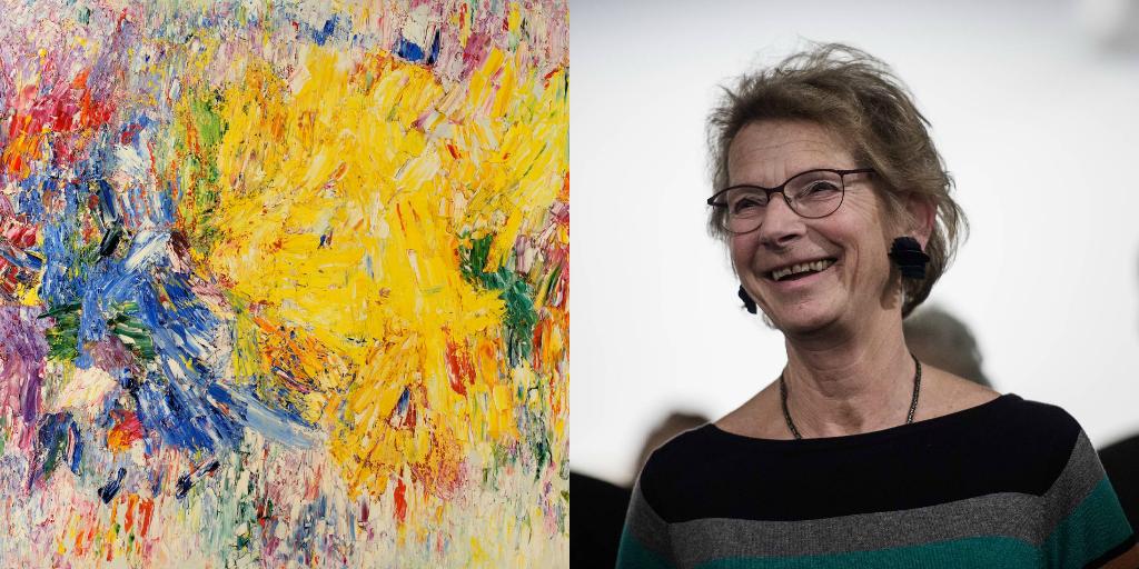 Art Talk: Karin Hellandsjø om Jakob Weidemann