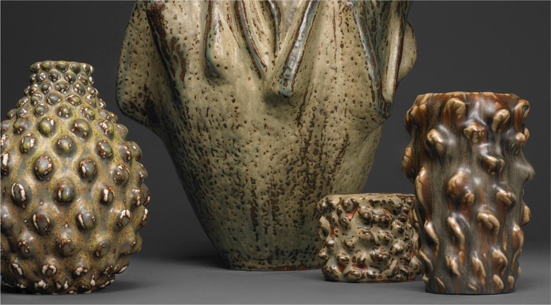 Axel Salto. Master of Stoneware.