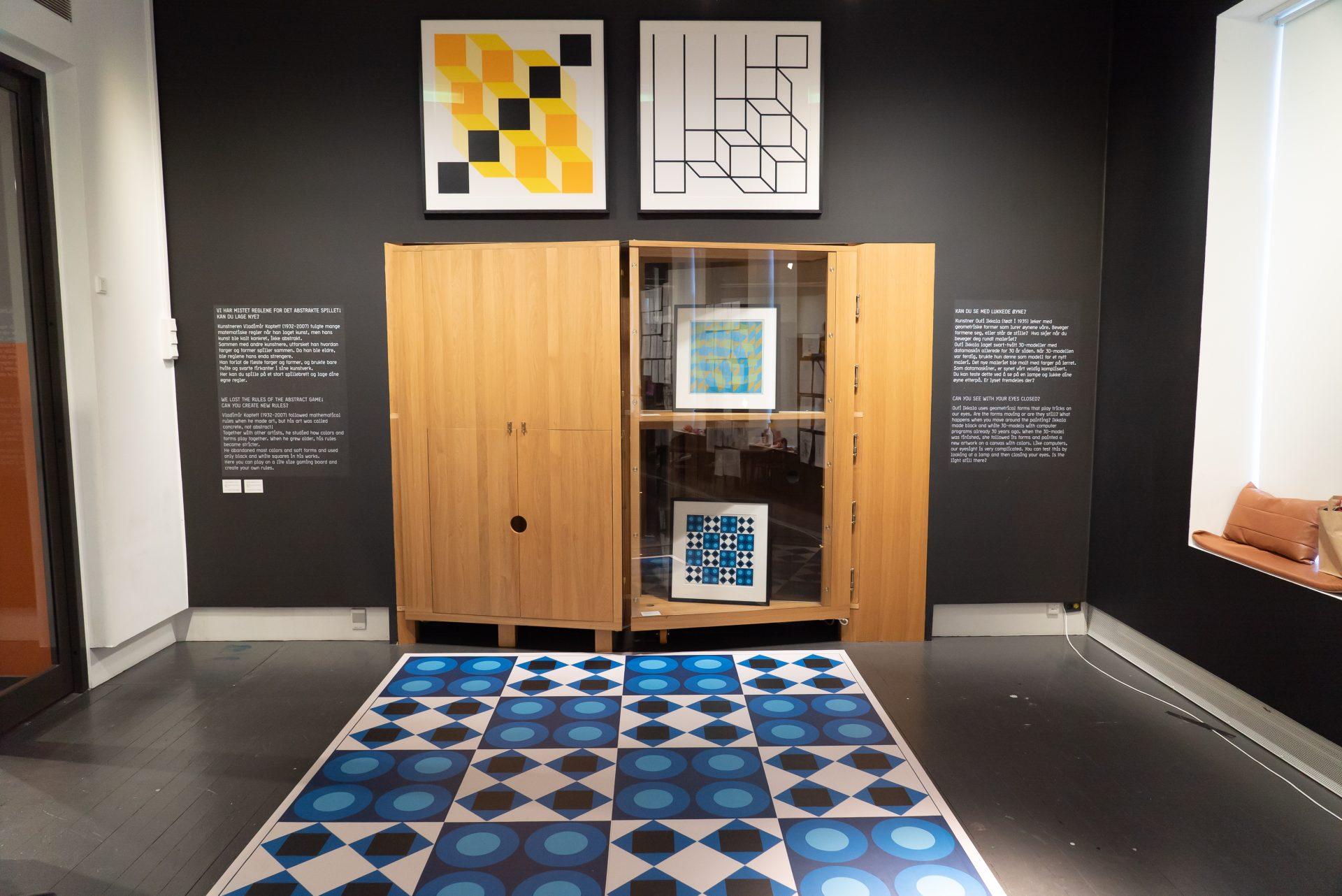 Pressemelding: Nyskapende kunstutstilling for barn på Sørlandets Kunstmuseum