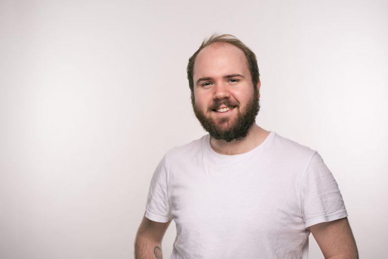 Benjamin Åteigen, verkstedsvert ved SKMU 2019