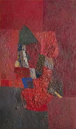"""Jakob Weidemann. """"Skogbunn III"""", 1961"""