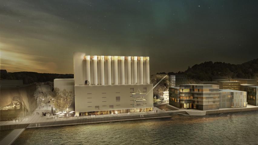 AKO Kunststiftelse med 100 millioner kroner i ny støtte til Kunstsilo