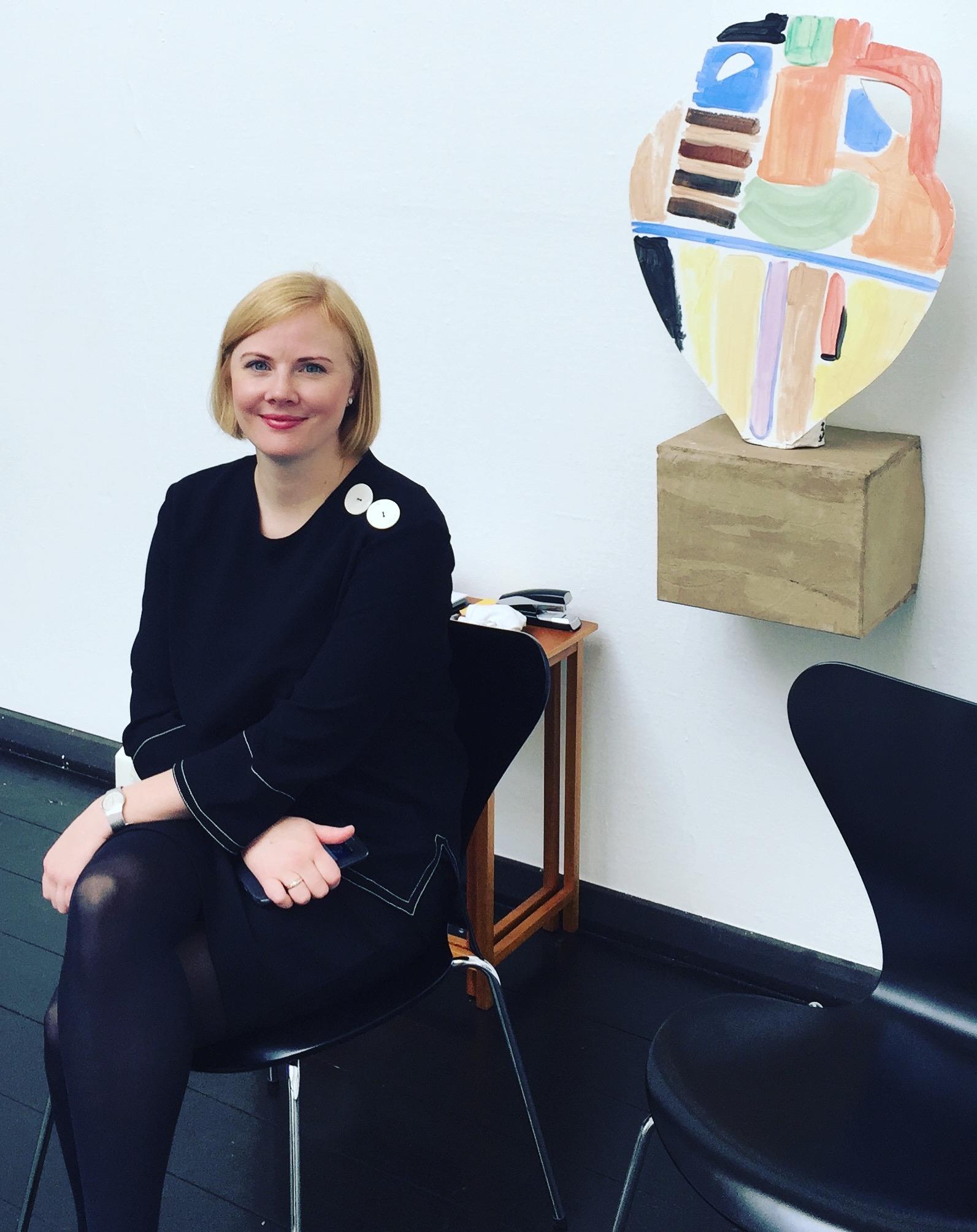 Pressemelding: Ny kurator ansatt ved Sørlandets Kunstmuseum / Kunstsilo