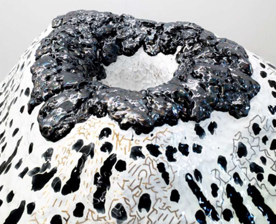 Takumi Morozumi, Henka 1, 2020, Sørlandets kunstmuseum, norske kunsthåndverkeres Årsutstillingen