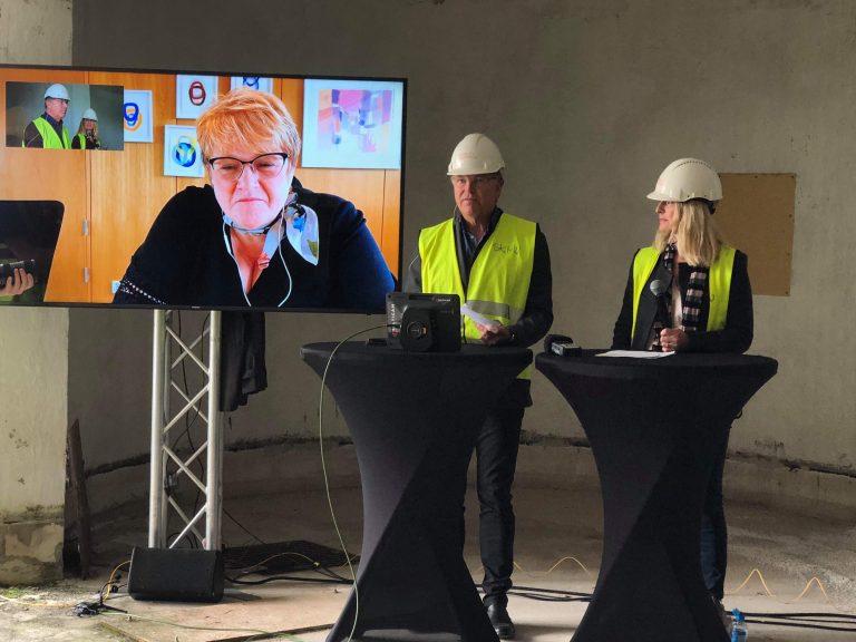 AKO Kunststiftelse har bestemt seg for å gi ytterligere 80 millioner til Kunstsilo. Det skal sikre finansiering av bygget.
