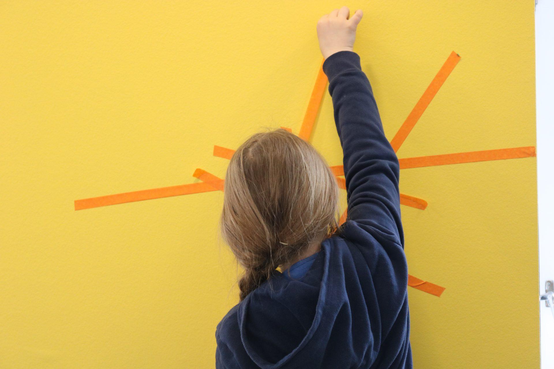Barnas Kunstmuseum Kristiansand Sørlandets Kunstmuseum, verksted for barn med Sandra Norrbin.