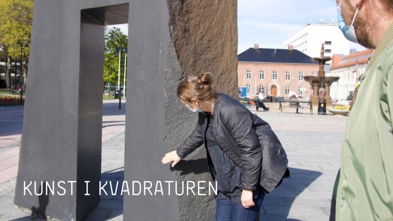 Kunst i Kvadraturen – 75 minutt