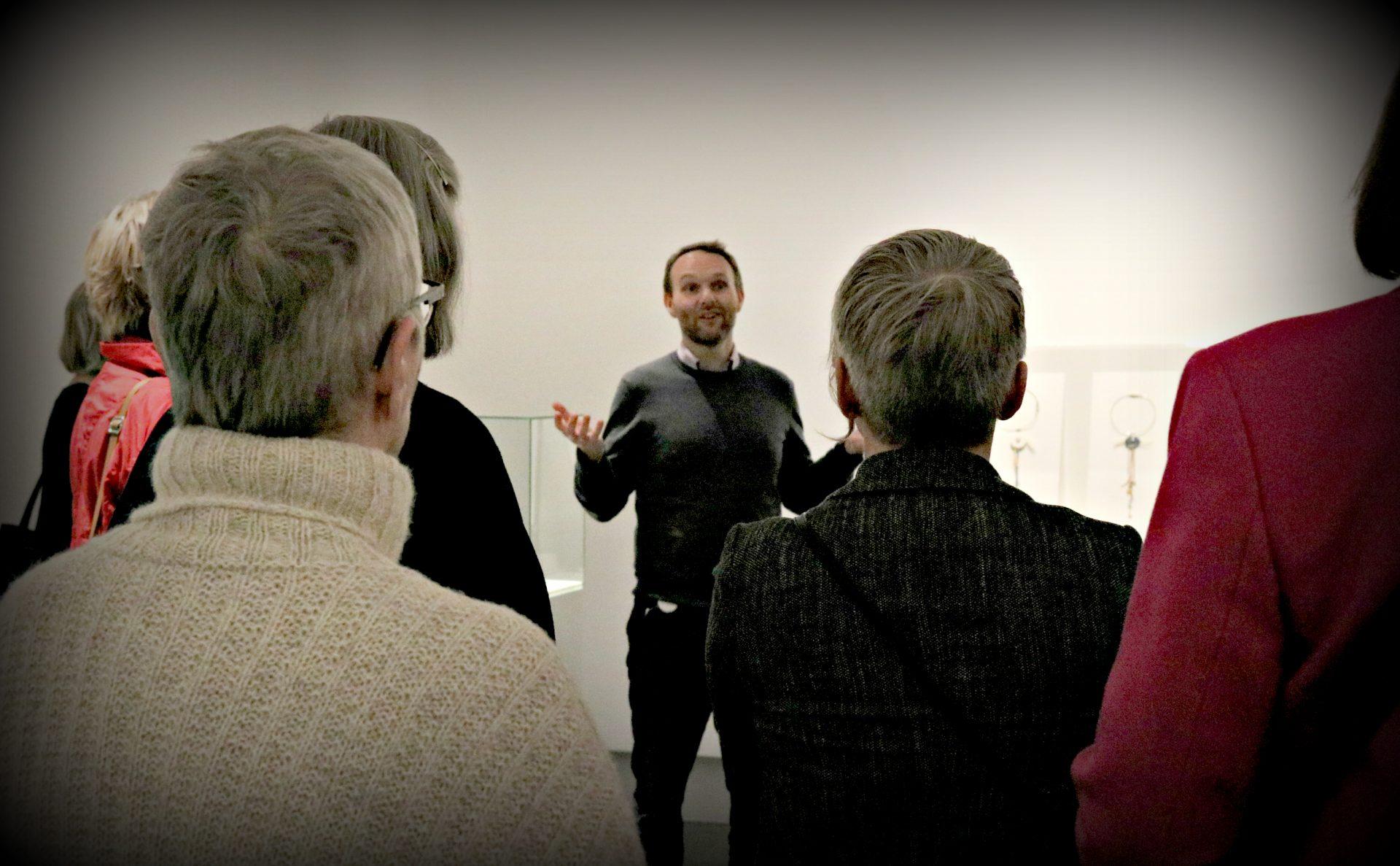 Kurs: Innføring i moderne kunsthistorie del 3