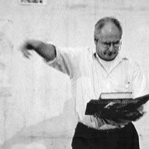 Stillbilde fra Videoen Auto-Didact av William Kentridge