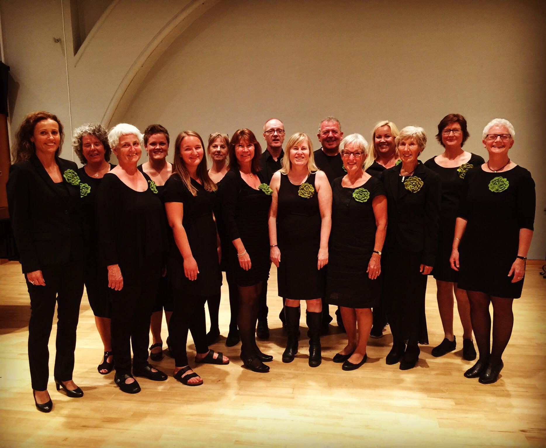 Julekonsert med koret Syng HEFtig