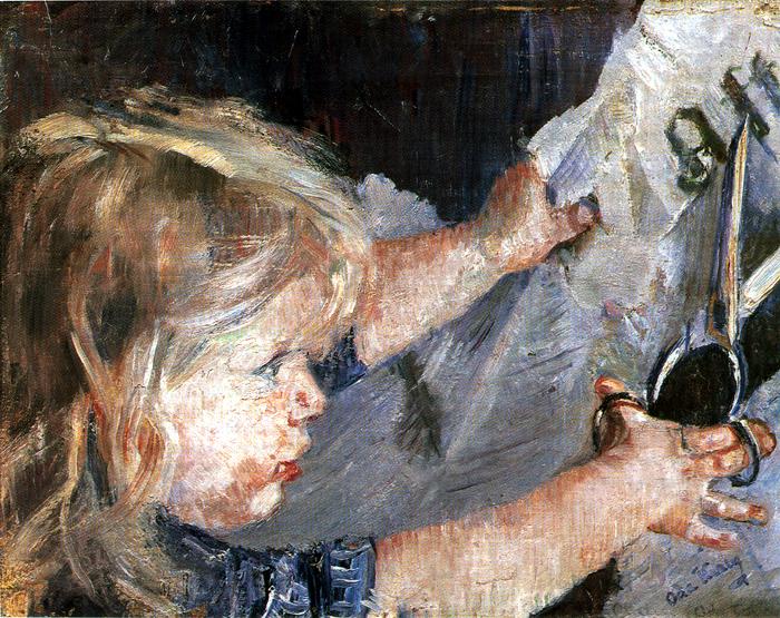 Modernismens Pionerer. Kunstutstilling på Sørlandets Kunstmuseum 12.2. - 15.8. 2021. Tangen-samlingen. Nordisk Modernisme. Oda Krogh.