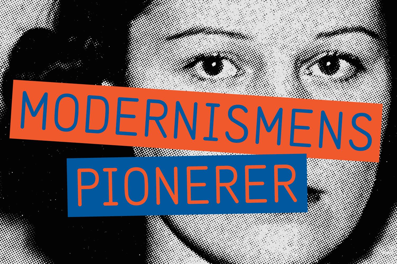 Pressemelding: Løfter frem kvinnelige kunstnere forbigått av historien