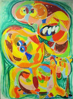 11 Nordiske. Kunstnere fra Tangen-samlingen er en utstilling som åpner 25.mai på SKMU Sørlandets Kunstmuseum. Utstillingen tar for seg et lite utvalg kunstnere fra Tangen-samlingen, som består av nordisk modernisme og samtidskunst.