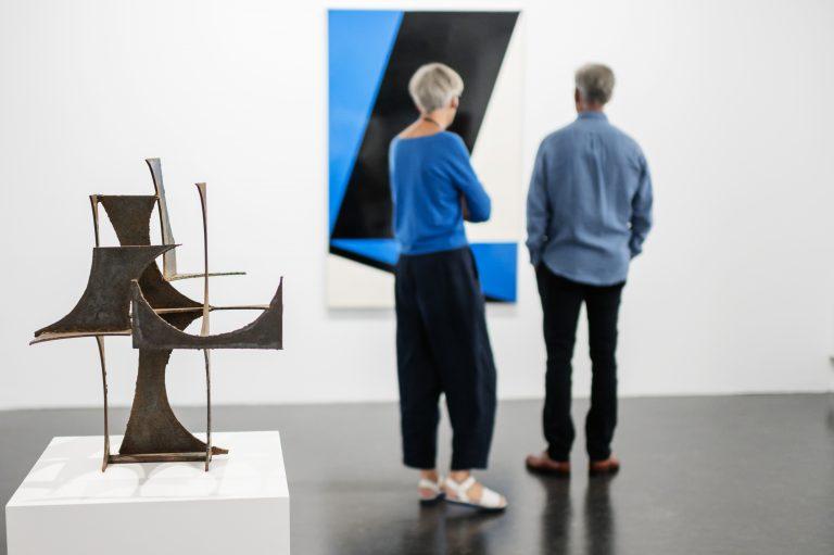Kveldsomvisning: 11 nordiske. Kunstnere fra Tangen-samlingen.