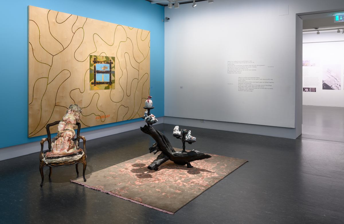 på gjensyn sørlandets kunstmuseum fra katta til kunstsilo