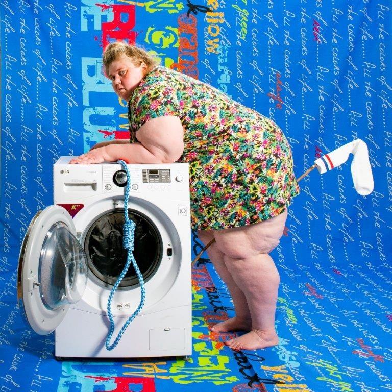 Iiiu Susiraja sin utstilling Dry Joy kan sees på Sørlandets Kunstmuseum 12.februar 2020 - 7.juni 2020.