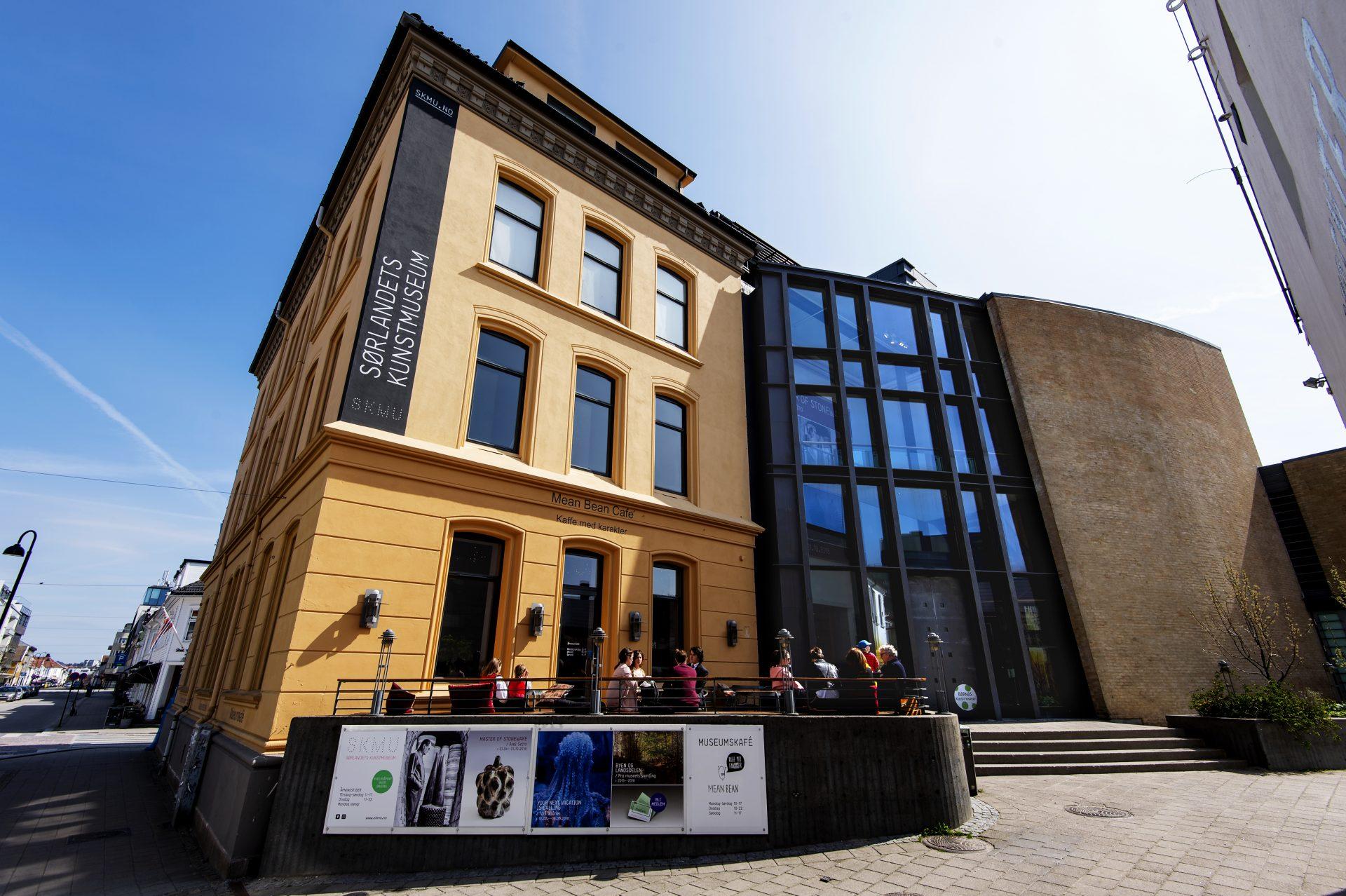 Sørlandets Kunstmuseum Hva skjer i Kristiansand? Familieverksted hver helg. Alltid noe å finne på.