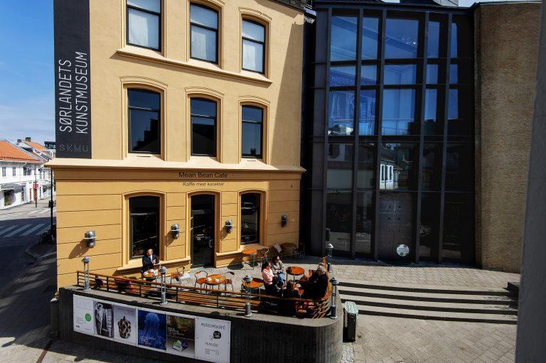 Museumskafeen midlertidig stengt – åpner igjen tirdag 9. april