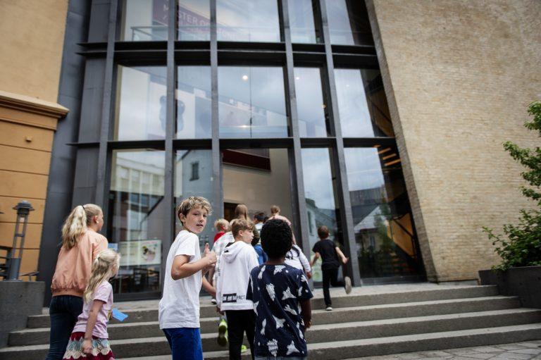 Museet åpner igjen lørdag 9.mai