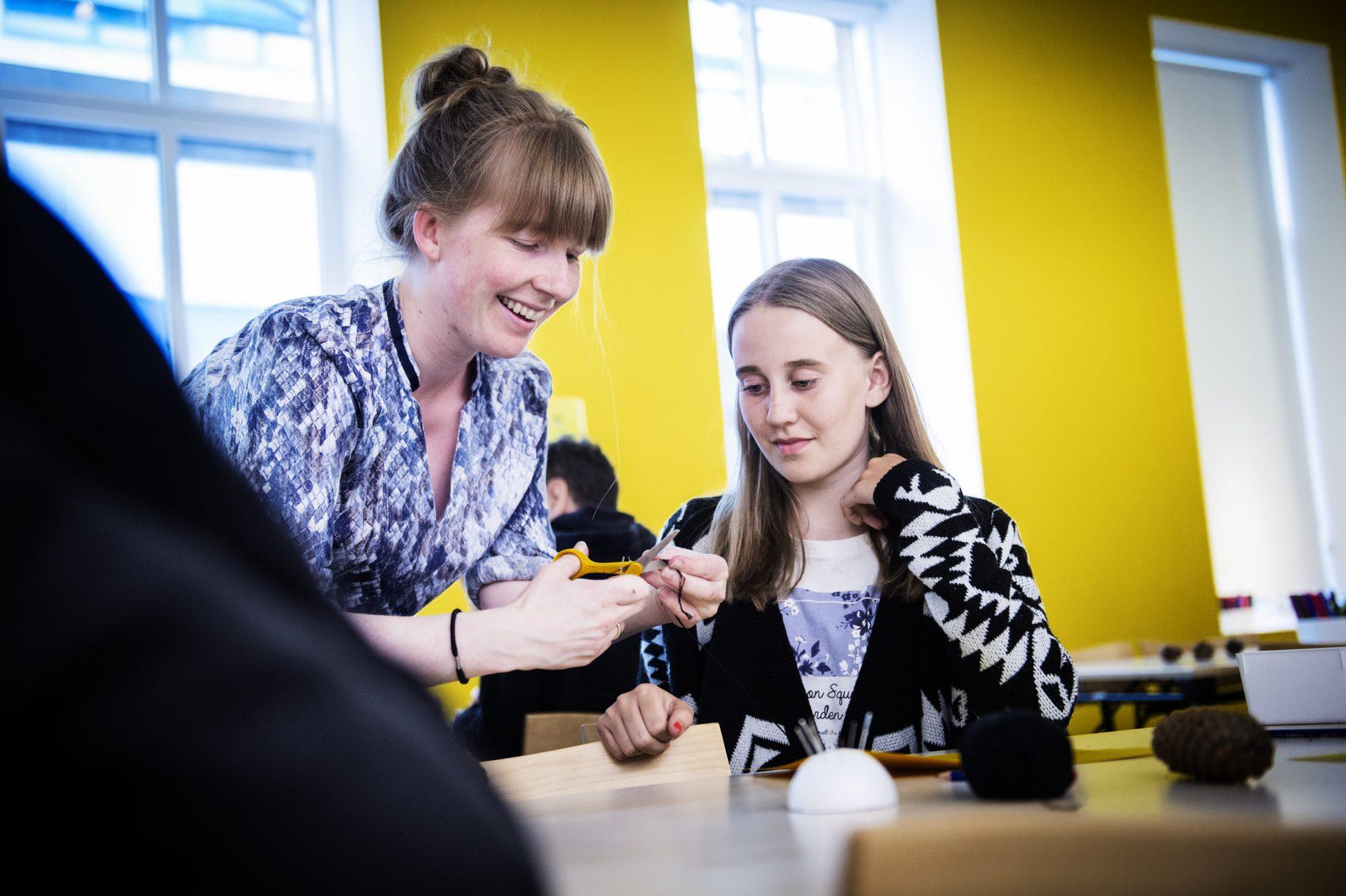 Stillingsutlysning: Pedagoger og verkstedsvert