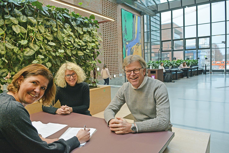 Ny samarbeidsavtale mellom Sørlandets Kunstmuseum og UiA Kunstfag