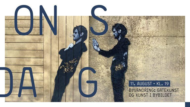 Byvandring: Gatekunst og kunst i bybildet