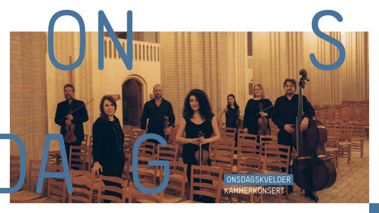 Kammerkonsert: Vivaldi og Piazzolla