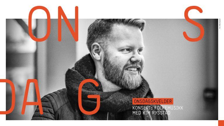 Avlyst! Konsert: «Draumkvedet» med Kim Rysstad