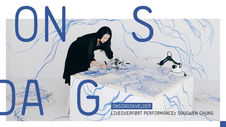 Utsolgt! Kunst og teknologi: Sougwen Chung og Refik Anadol
