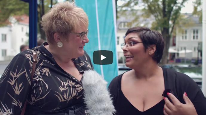 Kunsten til folket og folket til kunsten: vi møter Trine Skei Grande