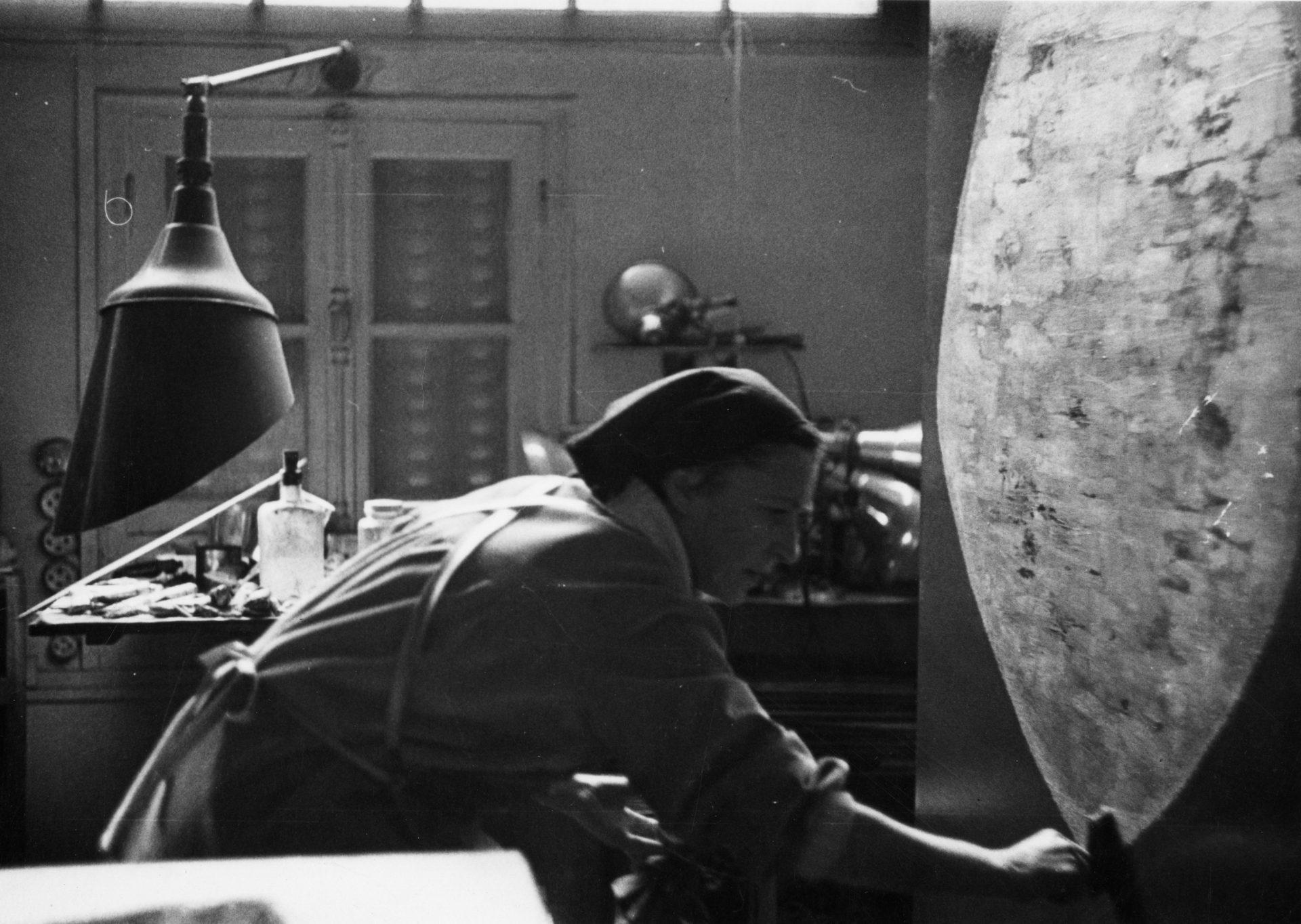 anna-eva bergman hartung-bergman fondation sorlandets kunstmuseum arttalk wenche volle nasjonalmuseet