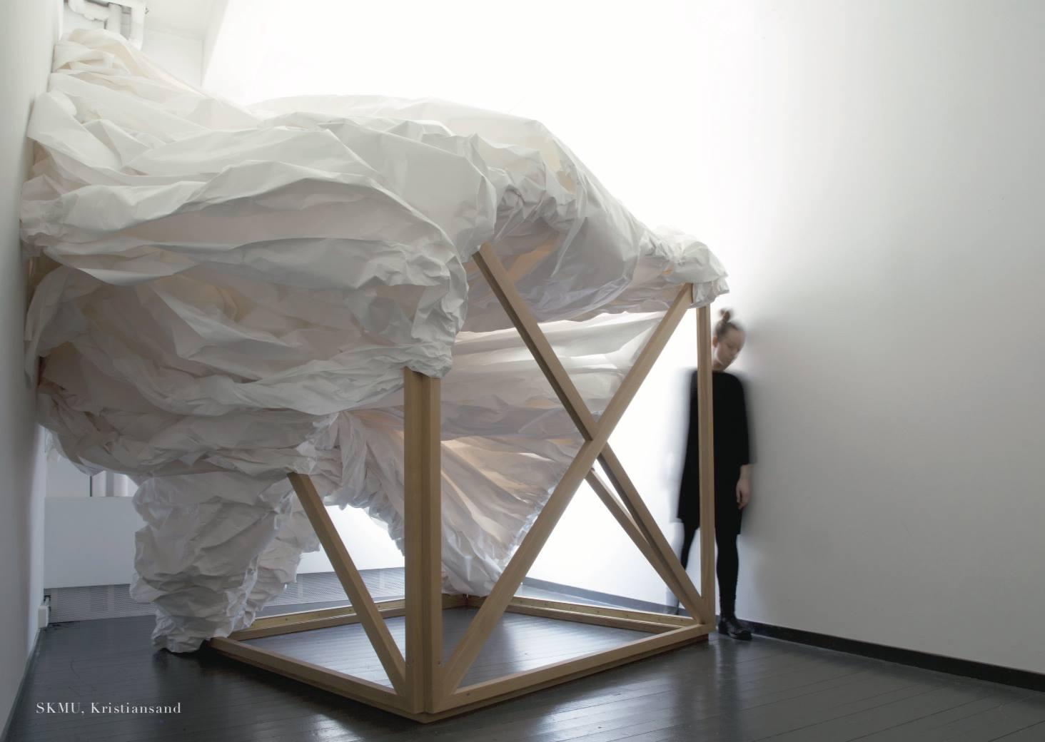Artist Talk Marit Roland, SKMU Sørlandets Kunstmuseum