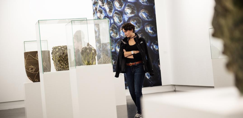 Finissage i Axel Salto utstillingen «Master of Stoneware»