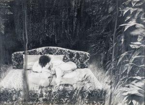 Between the Trees - AKO Curatorial Award. Harry Dougall. SKMU. Tangen-samlingen.