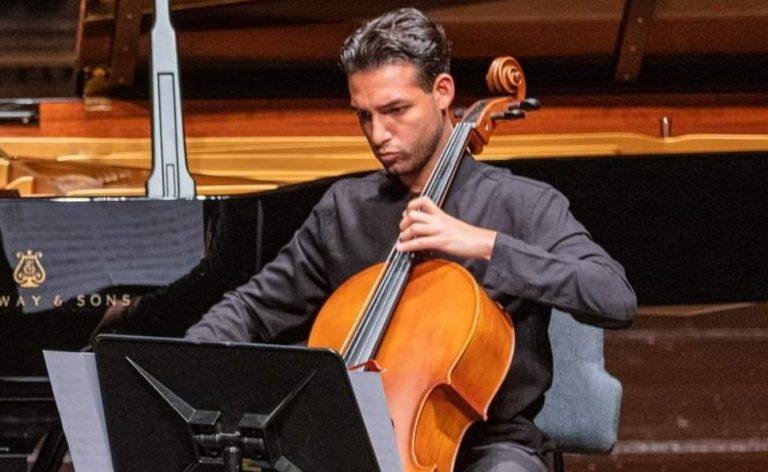 Seniortorsdag: Cellokonsert i Kunstnermøte