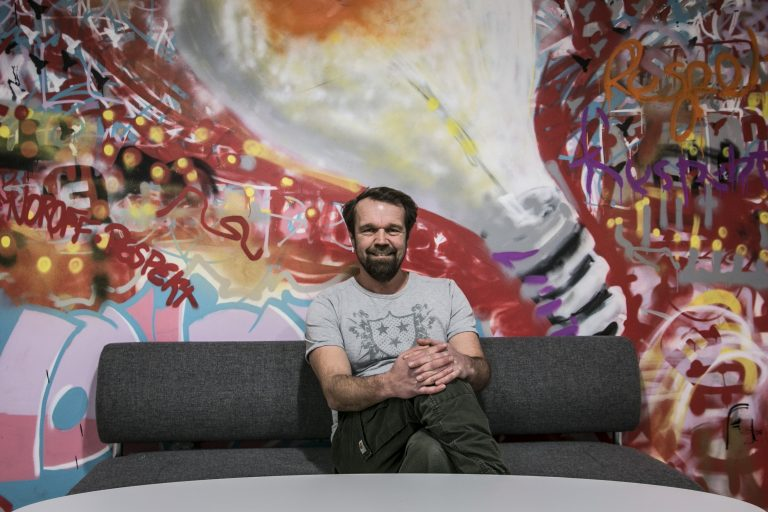 UTSOLGT Juniorworkshop: Urban Art med Arne Vilhelm Tellefsen