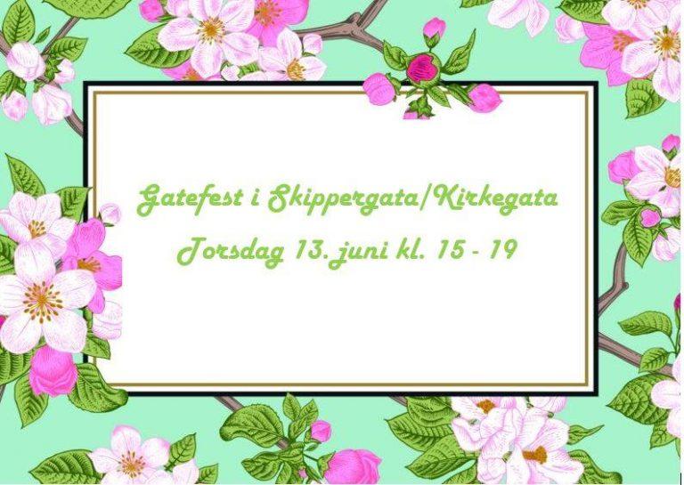 Gatefest i Skippergata