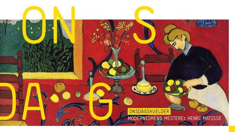 Modernismens mestere: Henri Matisse