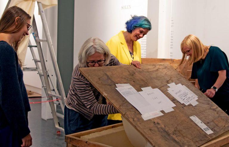 Jury Årsutstillingen Norske Kunsthåndverkere Sørlandets Kunstmuseum kunsthåndverk