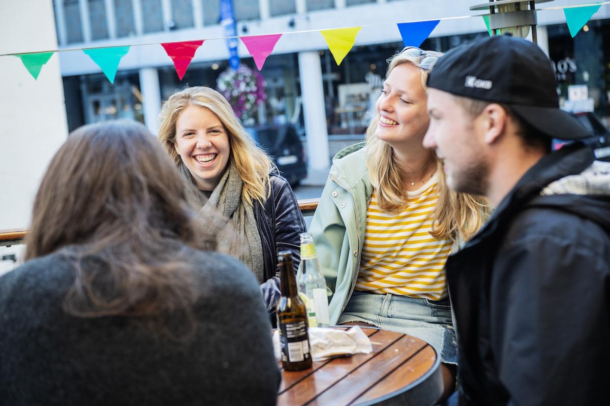 Hopeful Kunstkafé åpner igjen 20.april