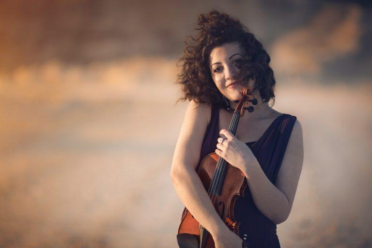 Solokonsert med Loussine Azizian