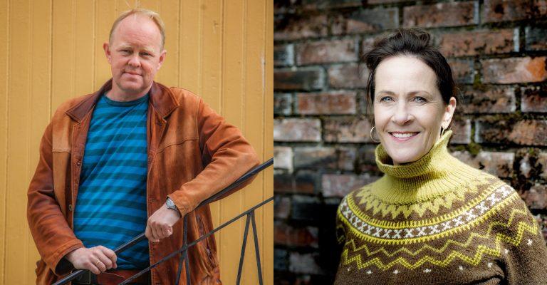 UTSOLGT! Forfattersamtale: Vigdis Hjorth og Henning Howlid Wærp