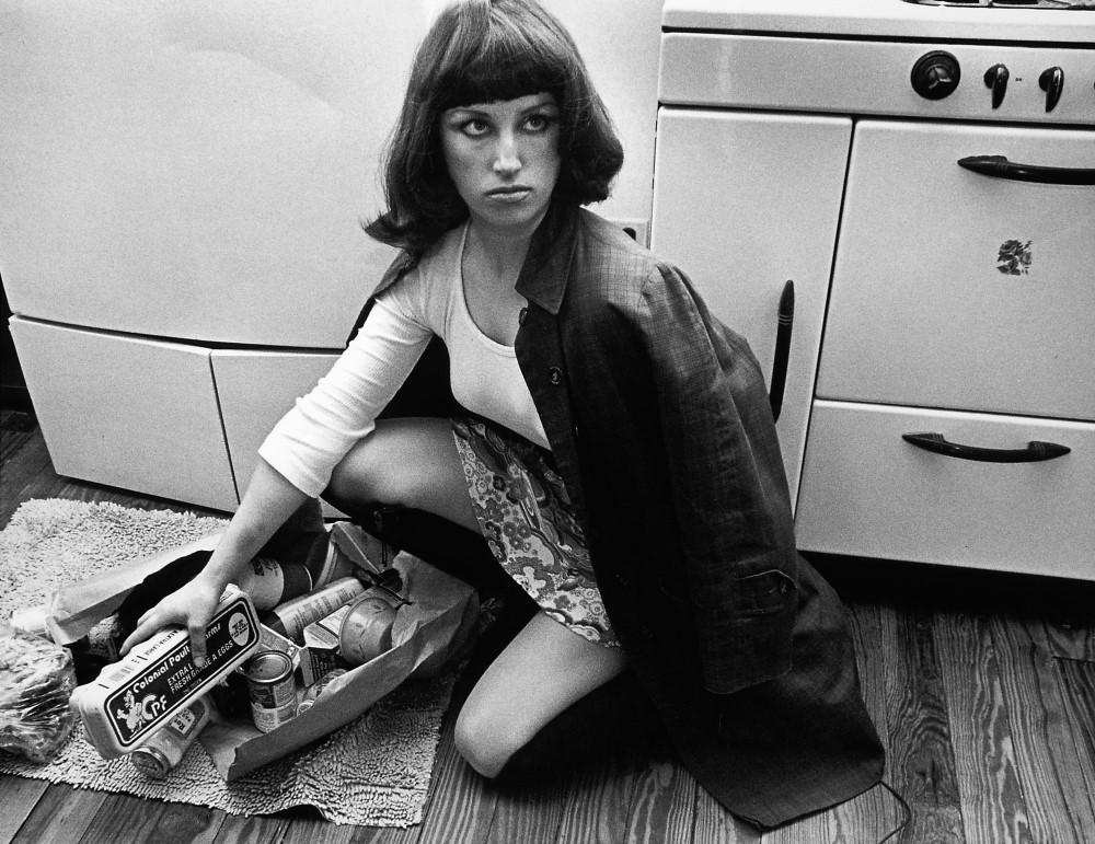 Cindy Sherman. Untitled film still #10, 1978 © Cindy Sherman / Astrup Fearnley Samlingen